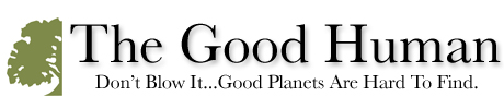 logo from the good human website